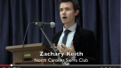 Zachary Keith of the NC Sierra Club explains why environmentalists support ending gerrymandering